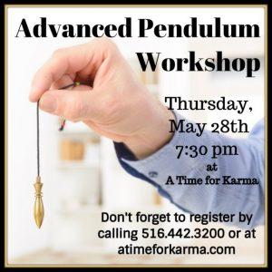 Advanced Pendulum Workshop