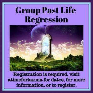 Group Past Life Regression - April 21st