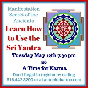 Manifestation Secret of the Ancients - Learn How to Use the Sri Yantra