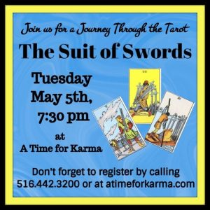 A Journey Through the Tarot - The Suit of Swords