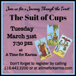 A Journey Through the Tarot - The Suit of Cups