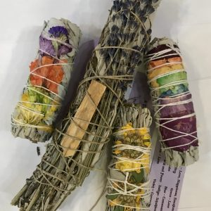 Fancy Floral Sage Bundles