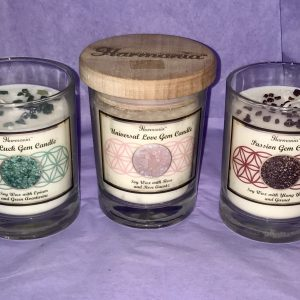 Soy Gemstone Candles