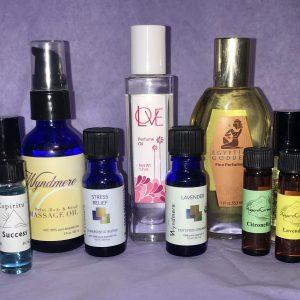 Oils and Essential Oils