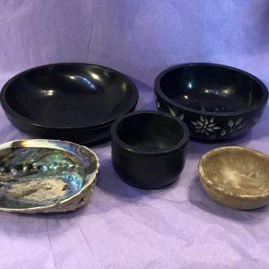 Burning Bowls and Ritual Shells
