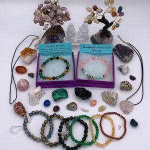 Gemstones Crystals & Rocks